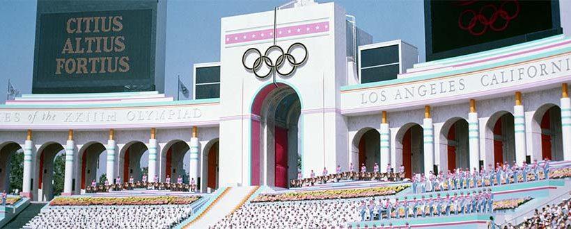 teljesítményfokozás - Los Angeles Olimpia