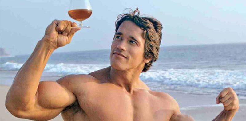 Arnold és alkohol