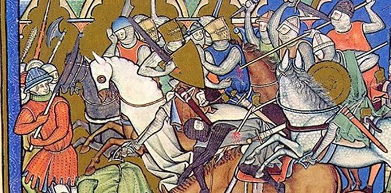lovagi küzdelem
