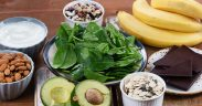 ételek - magnézium forrás