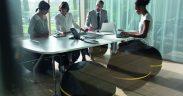 tárgyalás gerinc védő üléseken