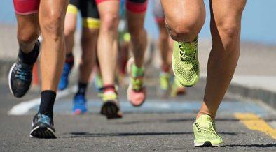 futók az országúton - Achilles-ín