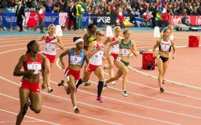 női futók versenye - motiváció fontossága