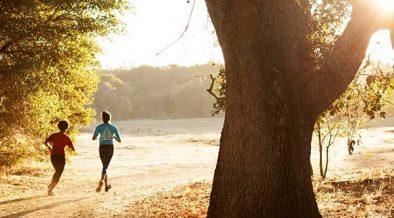 sportolók a szabadban - D-vitamin pótlás