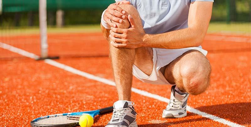 akut boka sérülések a térd zsírszövetének gyulladása