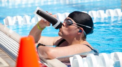 úszó iszik - szénhidrátbevitel