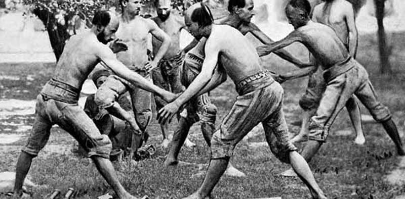 régi idők sportja - fizikai aktivitás