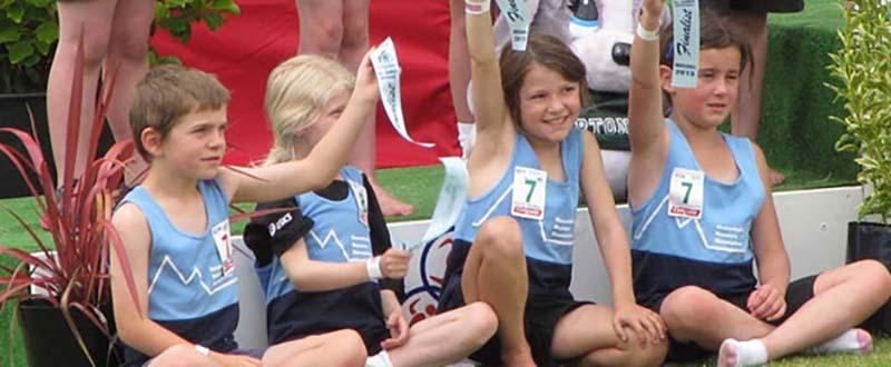 utánpótlás sportoló gyerekek