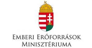 EMMI - Emberi Erőforrások Minisztériuma logo