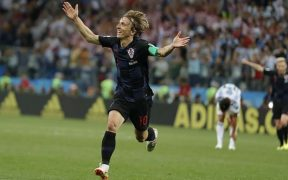 tizenegyes - Luka Modric