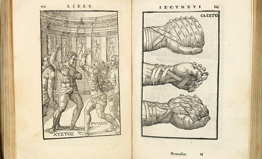 A sportorvoslás eredete Mercuralia