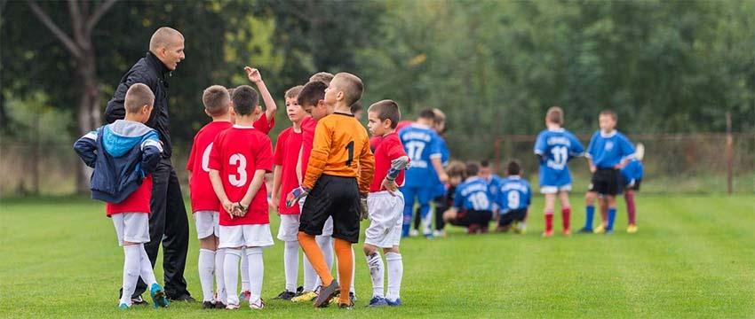 utánpótlássport labdarúgás