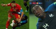 agyrázkódás - futball VP 2018 Matuidi