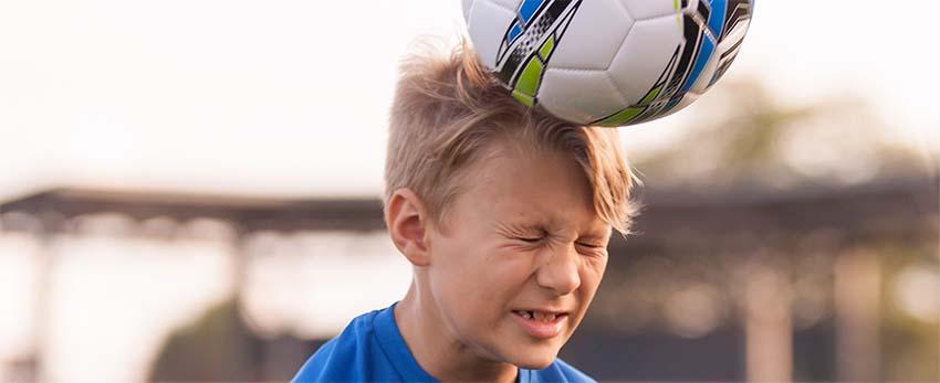 agyrázkódás utánpótlás sportorvos