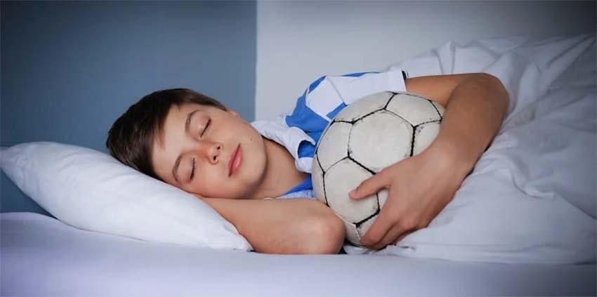 alvás utánpótlássport