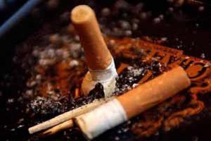 élvezeti szerek - dohányzás