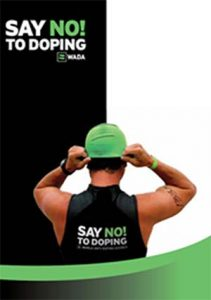 dopping - SAY NO DOPING!