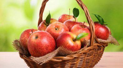 alma kosárban