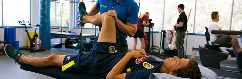 fizioterápia sportorvos