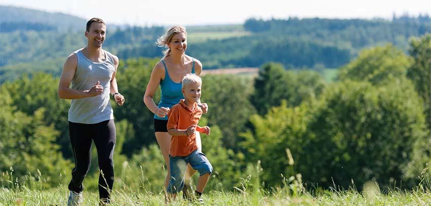 futás gyermek sportorvos