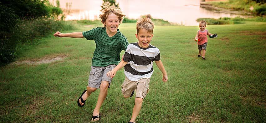 futás, gyermek sportorvos