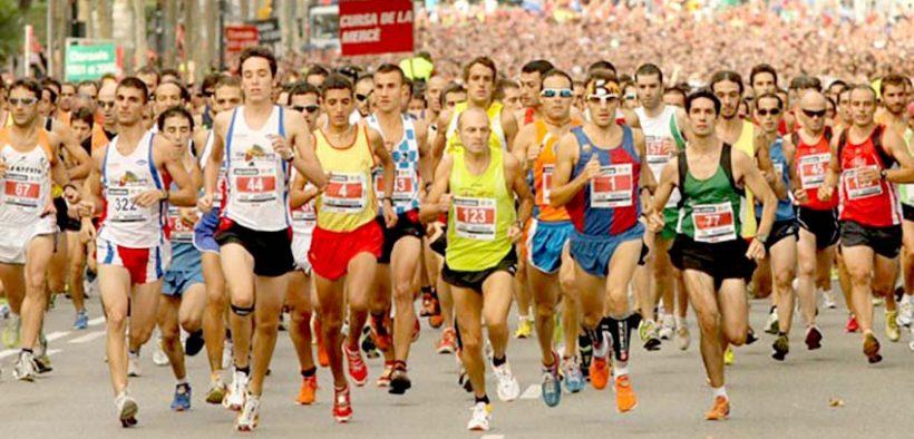 marathon futók