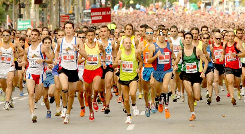 marathon futók immunrendszer
