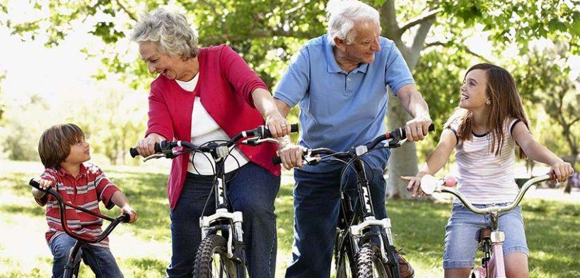 A testedzés hatása az öregedés folyamatára