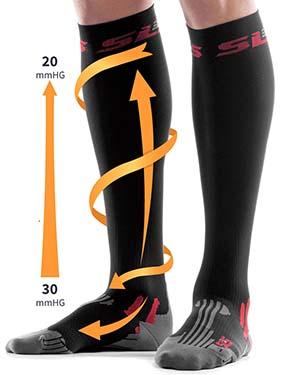 Kompressziós zokni működési elve