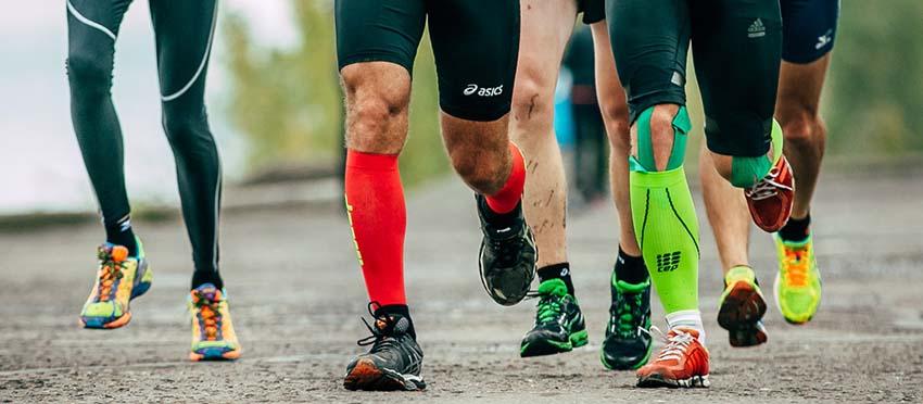 kompressziós zokni segít a fogyásban