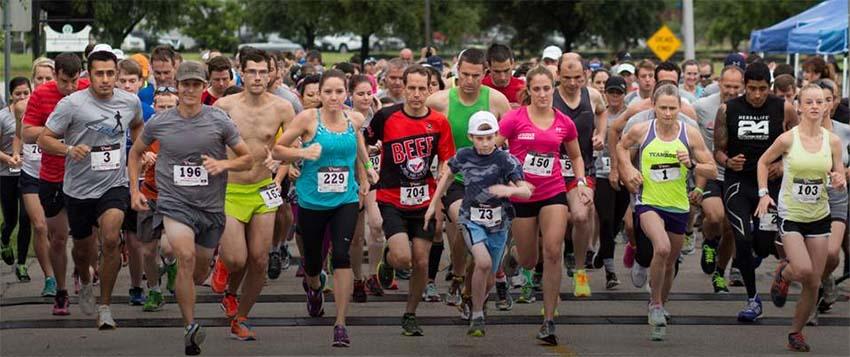 maraton futás