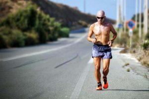 Maratonfutó - állóképességi fizikai terhelés