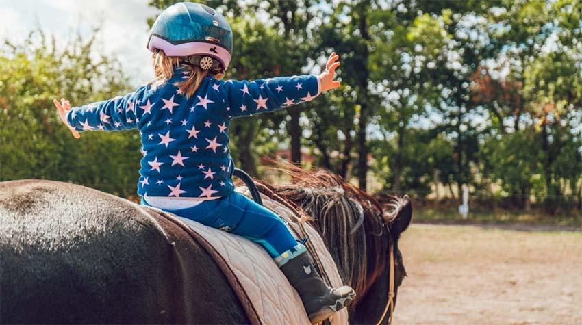 Sportágválasztás lovaglás