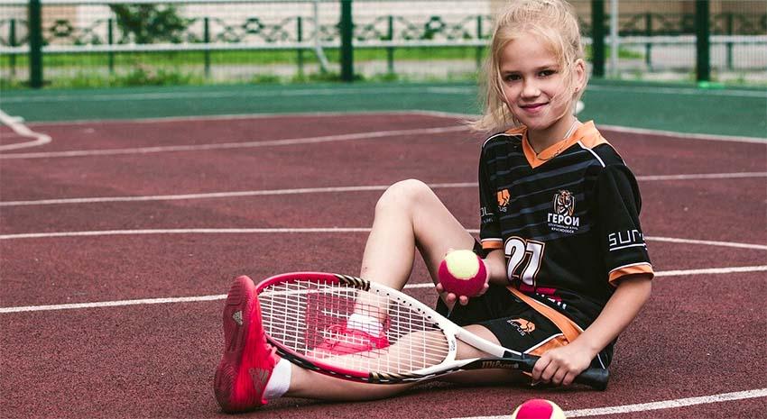 Sportágválasztás tenisz