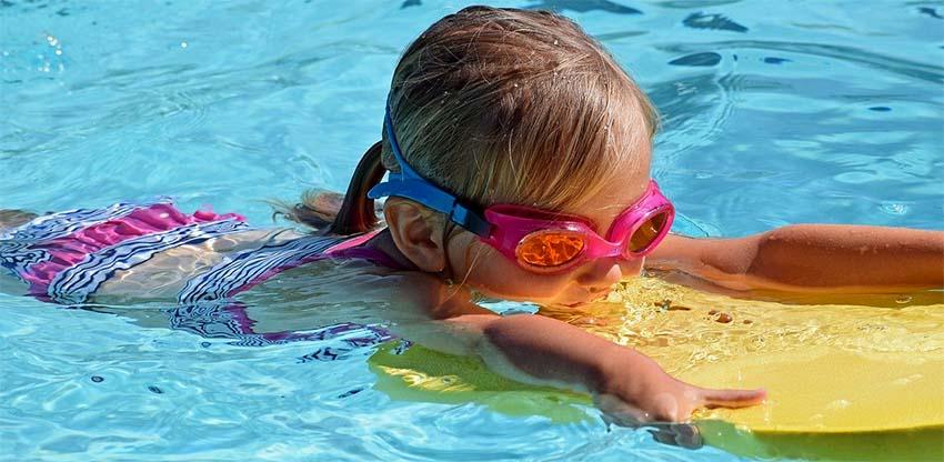Sportágválasztás úszás