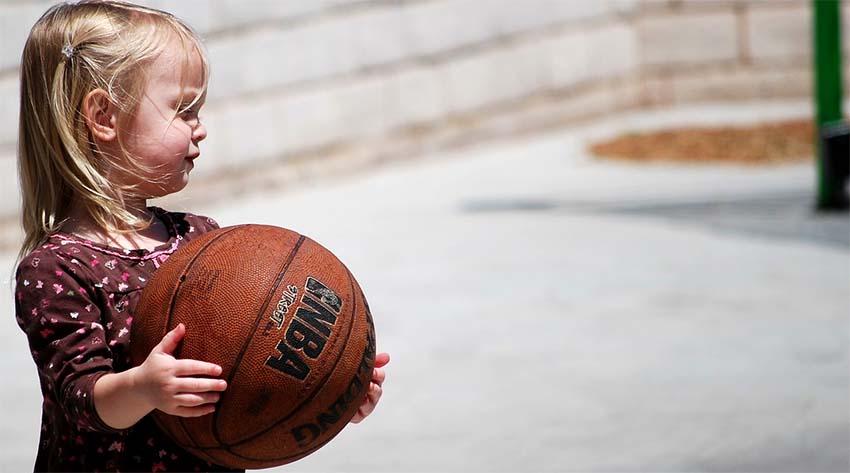 Sportágválasztás kosárlabda