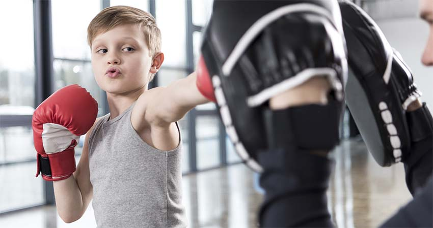 sportágválasztás kick-box