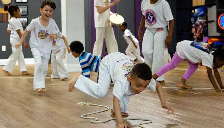 sportágválasztás capoeira
