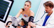sportorvoslás - terheléses vizsgálat