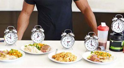 Folyadékpótlás - A folyadékfogyasztás és az étrend időzítése
