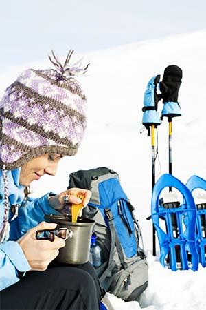 Táplálkozási javaslatok a téli sportok szerelmeseinek