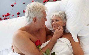 Szexualitás idős korban