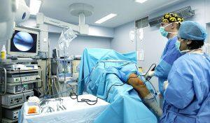 sportsérülés - artroszkópos térdműtét