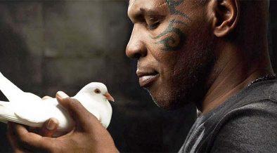 vegetáriánus (él)sportoló - Mike Tyson