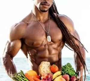 vegetáriánus (él)sportoló
